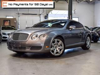 Used 2006 Bentley Continental Mulliner | Navi | 552hp | AWD | H Seats | R Wing for sale in Pickering, ON