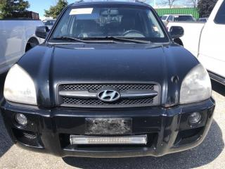 Used 2006 Hyundai Tucson GL for sale in Barrie, ON