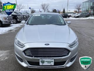Used 2014 Ford Fusion Hybrid SE HYBRID   ONE OWNER   NO ACCIDENTS for sale in Barrie, ON