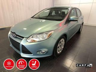 Used 2012 Ford Focus SE - A/C - SIÈGES CHAUFFANTS for sale in Québec, QC
