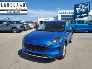 New 2020 Ford Escape SE 4WD  - Heated Seats -  Android Auto - $202 B/W for sale in Prince Albert, SK