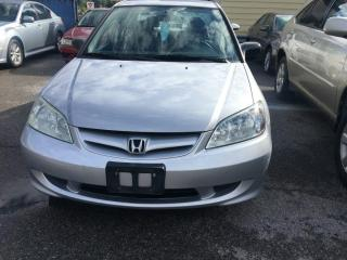 Used 2004 Honda Civic SE for sale in Scarborough, ON