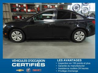 Used 2015 Chevrolet Cruze LT Turbo incluant pneus hiver for sale in Amos, QC
