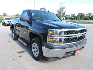 Used 2014 Chevrolet Silverado 1500 5.3L V8  New tires Only 112000 km for sale in Gorrie, ON
