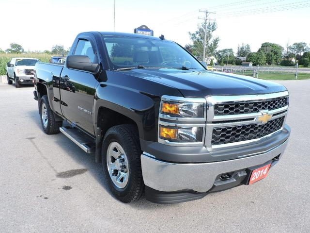 2014 Chevrolet Silverado 1500 5.3L V8  New tires Only 112000 km