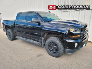 Used 2017 Chevrolet Silverado 1500 2LT | Crew | Leather | Navigation | Z71 for sale in Listowel, ON