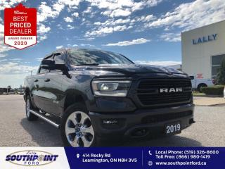 Used 2019 RAM 1500 Big Horn 4x4|CarPlay|5.7L Hemi|Remote start|HTD se for sale in Leamington, ON