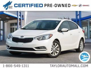 Used 2015 Kia Forte LX for sale in Kingston, ON