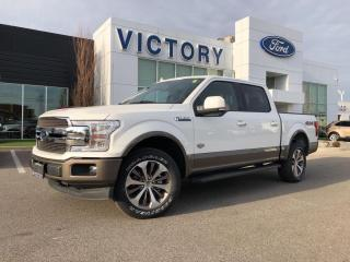 New 2020 Ford F-150 King Ranch for sale in Chatham, ON