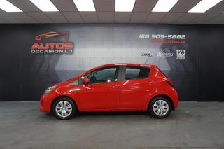 Used 2015 Toyota Yaris YARIS LE 2015 HATCHBACK AUTOMATIQUE 73 065 KM for sale in Lévis, QC