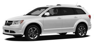 Used 2012 Dodge Journey SXT & Crew for sale in Fort Saskatchewan, AB