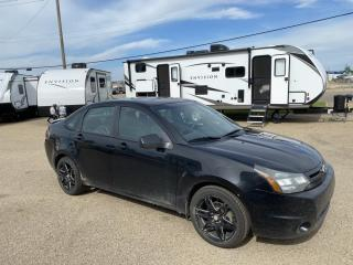 Used 2010 Ford Focus SES for sale in Edmonton, AB