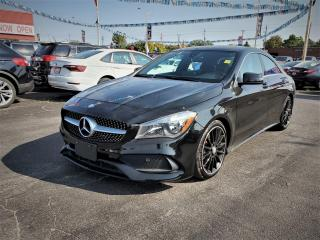 Used 2017 Mercedes-Benz CLA-Class for sale in London, ON