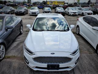 Used 2019 Ford Fusion HYBRID for sale in London, ON