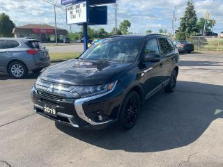 Used 2019 Mitsubishi Outlander SE Black Edition for sale in Brantford, ON