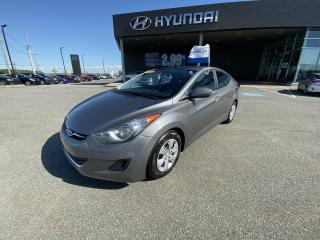 Used 2013 Hyundai Elantra 4dr Sdn Man L,RADIO AM/FM PRISE AUX for sale in Mirabel, QC