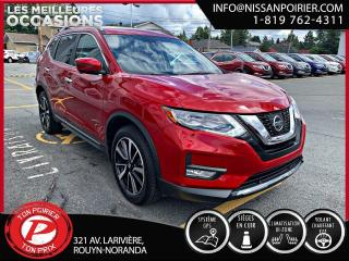 Used 2017 Nissan Rogue SL for sale in Rouyn-Noranda, QC