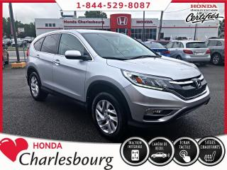 Used 2016 Honda CR-V SE AWD ***49 109 KM*** for sale in Charlesbourg, QC