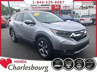 Used 2017 Honda CR-V EX-L AWD ***24 184 KM*** for sale in Charlesbourg, QC