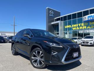 Used 2017 Lexus RX 350 for sale in Chatham, ON