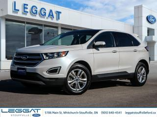 Used 2016 Ford Edge SEL for sale in Stouffville, ON