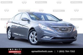 Used 2011 Hyundai Sonata Limited / CUIR / TOIT / MAGS ! CUIR / TOIT / MAGS ! for sale in Montréal, QC