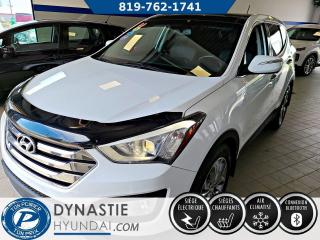 Used 2013 Hyundai Santa Fe LIMITED for sale in Rouyn-Noranda, QC