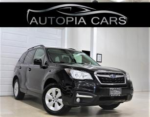 Used 2016 Subaru Forester 5dr Wgn CVT 2.5i Touring for sale in North York, ON