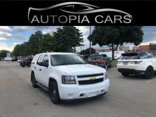 Used 2013 Chevrolet Tahoe 2WD POLICE VEHICLE ACCIDENT FREE for sale in North York, ON
