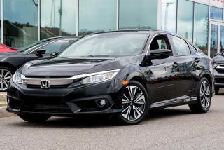 Used 2016 Honda Civic EX-T 1.5L TURBO AUTO TOIT AUTO TOIT MAGS 1.5L TURBO BLUETOOTH for sale in Lachine, QC