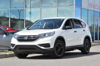 Used 2015 Honda CR-V LX DEAL PENDING MAGS BAS KM FWD CRUISE MAGS  BLUETOOTH CAM RECUL++ for sale in Lachine, QC