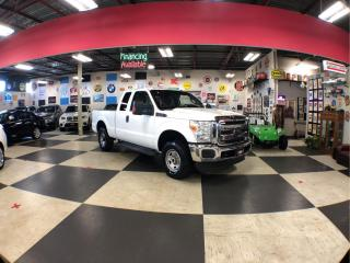 Used 2015 Ford F-250 Super Duty SRW 6.2L 8CYL 4WD SUPERCAB 142