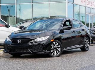 Used 2018 Honda Civic LX AUTO MAGS AUTO MAGS BLUETOOTH CRUISE for sale in Lachine, QC