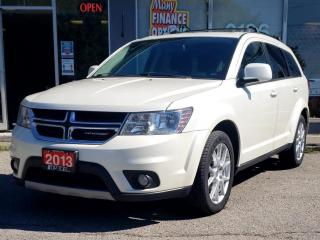 Used 2013 Dodge Journey FWD 4DR CREW for sale in Bowmanville, ON