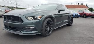 Used 2015 Ford Mustang GT Premium for sale in Mount Pearl, NL