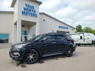 Used 2017 Hyundai Santa Fe Sport Limited for sale in Selkirk, MB