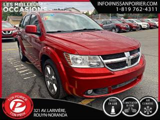 Used 2010 Dodge Journey R/T AWD for sale in Rouyn-Noranda, QC