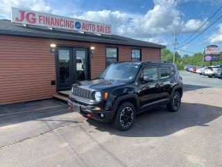 Used 2016 Jeep Renegade Trailhawk for sale in Millbrook, NS