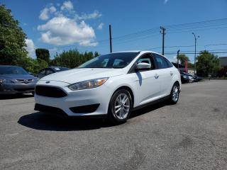 Used 2016 Ford Focus *BT*CAMERA*SIÈGES CH* 36$/SEM for sale in St-Jérôme, QC