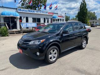 Used 2013 Toyota RAV4 XLE-AWD-ACCIDENT FREE-WE FINANCE for sale in Stoney Creek, ON