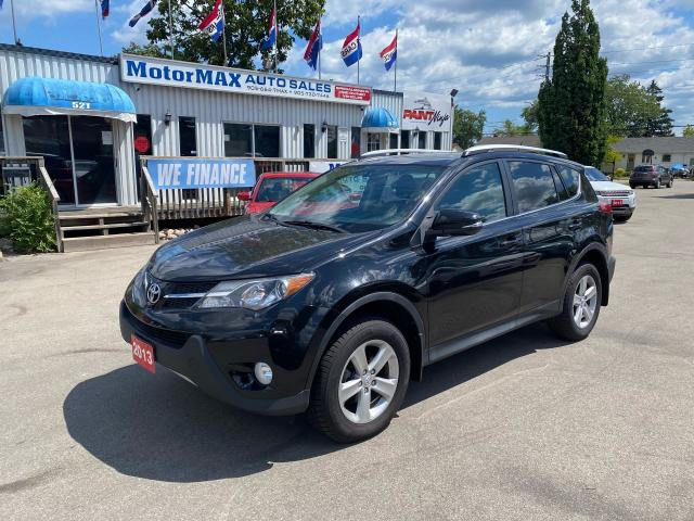2013 Toyota RAV4 XLE-AWD-ACCIDENT FREE-WE FINANCE