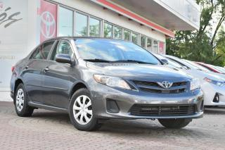 Used 2012 Toyota Corolla C PKG 55000KM!!!!!! for sale in Pointe-Claire, QC