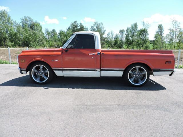 1972 Chevrolet C10 350 CI Air conditioning Southern truck