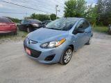 Photo of Blue 2013 Mazda MAZDA2