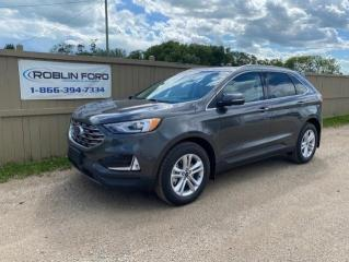 New 2020 Ford Edge SEL for sale in Roblin, MB