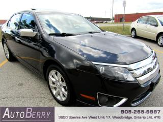 Used 2012 Ford Fusion SEL - AWD - 3.0L for sale in Woodbridge, ON