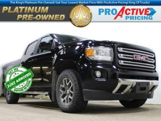 Used 2017 GMC Canyon SLE | Crew | 2.8L Duramax | Long Box | All-Terrain for sale in Virden, MB