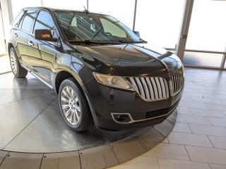Used 2011 Lincoln MKX LIMITED | H&C Seats | NAV | No Accidents for sale in Edmonton, AB