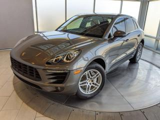 Used 2018 Porsche Macan S | CPO | Ext. Warranty | Premium Plus | LOW KMS! for sale in Edmonton, AB