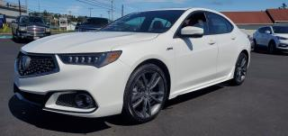 Used 2019 Acura TLX Elite A-Spec for sale in Mount Pearl, NL